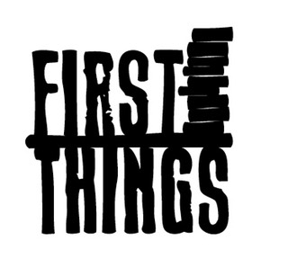 First Things.logo.bookstack